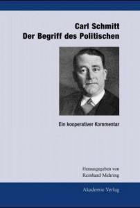 """Карл Шмітт """"Поняття Політичного"""" (1927)"""